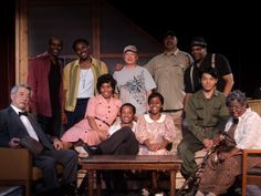Robey Theatre Company Production: Bronzeville