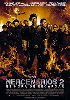 Los mercenarios 2 (2012) - Ver Películas Online Gratis - Ver Los mercenarios 2…