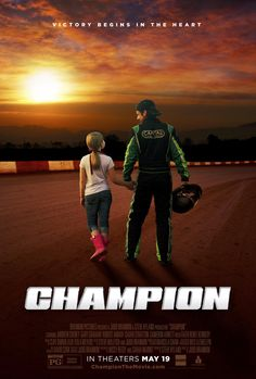 Champion 2017 Movie #Champion, #Drama, #Movie, #Sport, #Trailer https://www.hatici.com/en/champion-2017-movie  ArtAffects Entertainment | Release Date: May 19, 2017 Champion 2017 Movie; In a dirty racetrack world, a single mistake can cause two men's life to change forever. One must fight for the family, one for the other to forgive.   - hatici