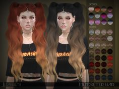Trendsetter by Leah_Lillith at TSR | Sims 4 Nexus