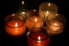 """How to Make Candles in the Crock Pot.  Try this """"recipe"""" on How to Make Candles in the Slow Cooker. You'll want to make these easy candles all year long!  Read more at http://www.allfreeslowcookerrecipes.com/Other-Slow-Cooker-Recipes/How-to-Make-Candles-in-the-Slow-Cooker."""