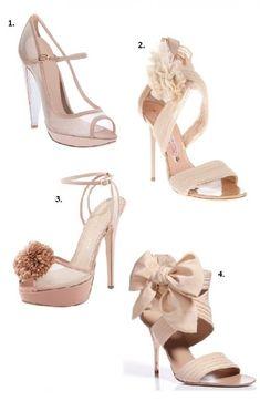 modèles de chaussures de mariées more shoe de mariage chaussures ...