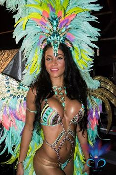 "TRIBE ""Wings of Desire"" Carnival 2015 – The Saucy Review."