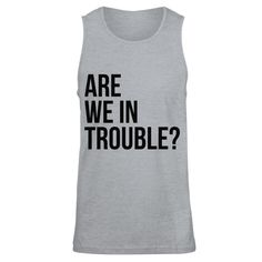 Just Between Us: Are We In Trouble Tank | Represent