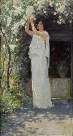 William Henry Margetson - Springtime