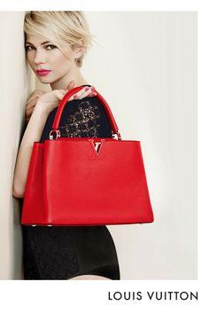 Louis Vuitton - Vermelho - Adorei !!!!!