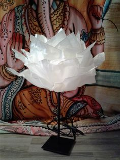 KRUSNING cloud to a whimsy large paper flower decoration