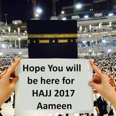 """It was narrated from Abu Hurairah(ra)that the Messenger of Allah (ﷺ) said: """"The pilgrims performing Hajj and 'Umrah are a delegation to Allah. If they call upon Him, He will answer them; and if they ask for His forgiveness, He will forgive them."""" Sunan Ibn Majah English reference : Vol. 4, Book 25, Hadith 2892 Arabic reference : Book 25, Hadith 3004"""