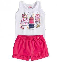 shorts infantil de tecido - Pesquisa Google