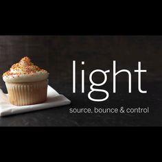 Food Photography Basics: Light