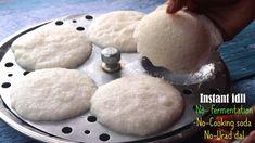 అప్పటికప్పుడు ఇడ్లీ,టమాటాచట్నీ#Lockdown #Breakfast #Instant #Sponge #Idl... Indian Breakfast, Breakfast Items, Chutney, Cooking, Simple, Tips, Recipes, Kitchen