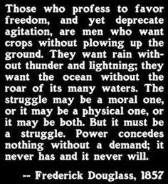 Research Frederick Douglass