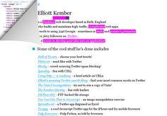 clever idea for web designer