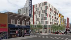 Community lashes out at new building proposed for 22nd and Mission, the site of a deadly 2015 fire - Mission Local