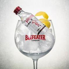 Miniatura Beefeater #gin