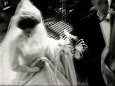 Wedding 1940s 8mm http://www.pinterest.com/thatgirlmarlaj/never-too-old-for-a-white-wedding-hmmm/