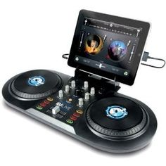 Live DJ software controller for iPad, iPhone or iPod