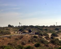 Dune park in Holon Dune, Israel, Park, Parks