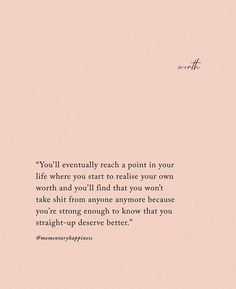 - - – - - – - i miss your fucking bus Air conditioner. 25 Self-Love Quotes To Remind You That You Are SO Worth It Self Love Quotes, Words Quotes, Wise Words, Quotes To Live By, Me Quotes, Motivational Quotes, Inspirational Quotes, Sayings, Qoutes