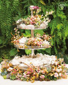 Decoração casamento rústico - Bem casados (Decoração: Clarissa Rezende | Foto: João Coelho)