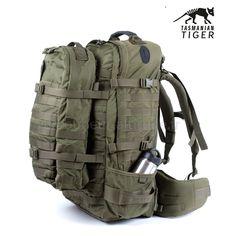 Sac à Dos Camouflage Inspirant Sac  Dos 2 In 1 Pack Tasmanian Tiger 45 15 Litres Baroudeur Image