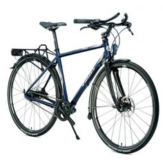 Love this Breezer Finesse Commuter Trekking Bike
