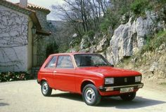 Peugeot 104.......I bet this is good on gas!