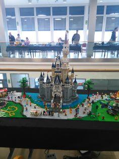 The Disney Castle, Lego
