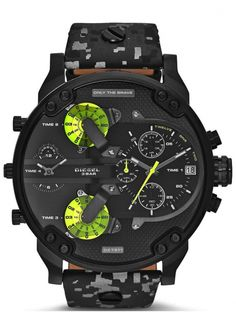 The Watch Studio - Diesel DZ7311 Mens MR Daddy 2.0 Watch