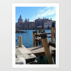 Venezia: Spring is coming! by AnnaF31 Venezia, Italy, sun, sky, blue, landscape, lagoon, Saint Mary of Health, basilica, architecture, water, Grand Canal