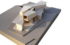 Mobius House - Looking North Towards the Street by flaviamerlino, via Flickr