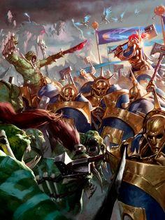 http://wellofeternitypl.blogspot.com Age of Sigmar Artwork   Bonesplitterz   #artwork #art #aos #warhammer #ageofsigmar #sigmar #arts #artworks #gw #gamesworkshop #wellofeternity #wargaming
