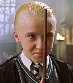 Drago Malfoy joué par Tom Felton