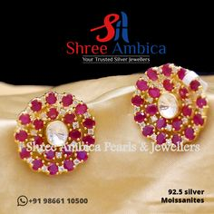 Uncover the incomparable passion of this of this 92.5 silver, and Moissanite ear piece, painstakingly crafted to embody sublime beauty by Shree Ambica - Your Trusted Jewellers. Pick this for the upcoming festive/wedding season. Readily available in stock For Price and Details Message on - +919866110500 #ShreeAmbica #TrustedJewellers #SilverJewellery #indianbride #indianwedding #jewelryaddict #handcraftedjewellery #finejewellery #weddingsutra #jewelryforsale #jewelryswag Silver Jewellery, Fine Jewelry, Wedding Sutra, Jewellery Designs, Moissanite, Wedding Season, Handcrafted Jewelry, Festive, Passion