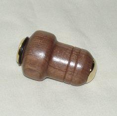 Kaleidoscope Mini American Black Walnut 173 by wrightmade on Etsy, $29.00