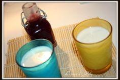 Crème gélifiée à la vanille ( thermomix)
