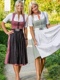 Einzigartig, bunt und fröhlich! Lena Hoschek wir lieben deine Bänderröcke