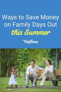 Ways to Save Money on Family Days Out this Summer – Mykidstime Days Out With Kids, Family Days Out, Ways To Save Money, Money Saving Tips, Bristol Zoo, Dublin Zoo, Ireland With Kids, Free Things To Do, Buy Tickets