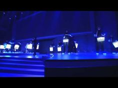 ▶ FLYING DRUMMERS LED SHOW! Premium highlight staged by sanostra.de - YouTube