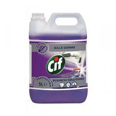 Cif 2in1 tisztító és fertőtlenítőszer 5 liter