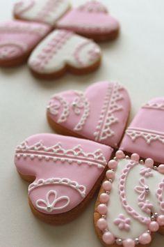 アイシングクッキー - お菓子時々パン日記