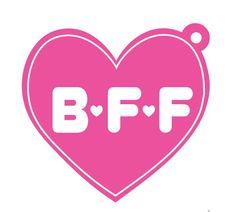 Wie zegt dat jouw Valentijn niet ook jouw beste vriend of vriendin kan zijn? Lief cadeautje!
