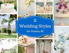 Bring your wedding vision to life with style in Victoria, BC