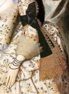 1613 Catherine Lyte Howard by William Larkin