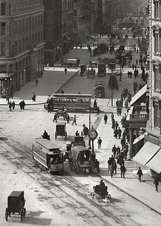 New York City, c1903