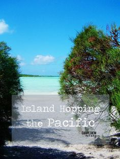 Island Hopping in the Pacific Ocean - From Oahu, to Tahiti, to New Zealand to Rarotonga to ... Paradise