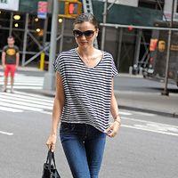tendencias moda verano 2013 rayas estilo marinero - Miranda Kerr   Galería de fotos 11 de 29   Vogue México