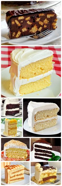 Which of these gorgeous, homemade scratch cakes made it to the number one position on Rock recipes TOP TEN Cake Recipes? You may be surprised by the answer.