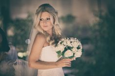 Bridal bouquet roses of Avalon