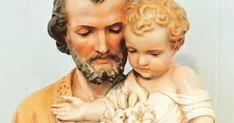 Svätý Jozef, pre bolesti a radosti tvojho života ťa prosíme, príď nám na pomoc s veľkou mocou, ktorá ti bola Bohom udelená. 1. Svätý ... Matthew 1, Kings Of Israel, Great King, Mary And Jesus, Blessed Virgin Mary, Holy Family, Patron Saints, St Joseph, Blessed Mother